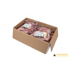 Duck Wings - Bulk Box - (8 x 1kg)
