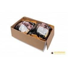 Rabbit heads - Bulk box - (6 x1kg)