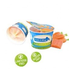 Frozen Yogurt - Salmon & Carrot - (12 x 90ml) box