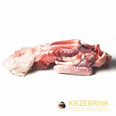 Duck Carcass (14 pcs)  +/- 7kg box