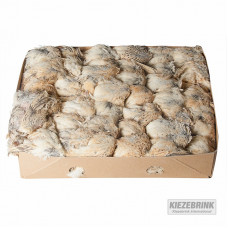 French Ex-Layer Quail - 8kg Box (+/-30 quail)