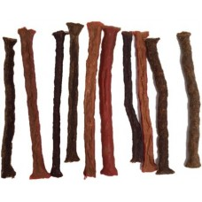 Dried Salmon Meat Sticks - 100gm