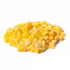 Mango peices IQF (10x10mm) -10kg box