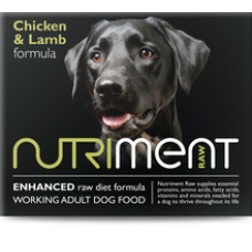 Nutriment - Chicken and Lamb Formula - 500gm