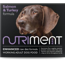Nutriment - Salmon with Turkey Formula - 500gm