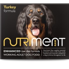 Nutriment - Turkey Formula - 500gm