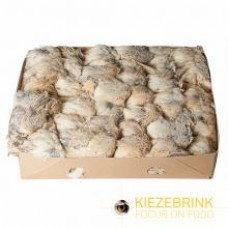 French Ex-Layer Quail - 8kg Box (+/- 25 Quail)