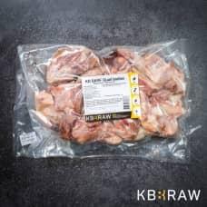 Quail Carcasses - 1kg Pack