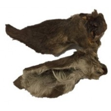 Dried Deer Ear - 1 Piece
