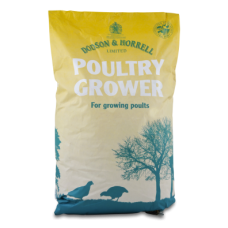 Poultry Grower Pellets - 20kg