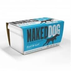 Naked Dog Original Surf & Turf - 1kg Tub